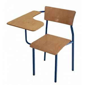 Krzesło ze stałym pulpitem KS2
