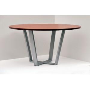 Stół z okrągłym blatem SX02