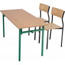 Stół szkolny SU 19